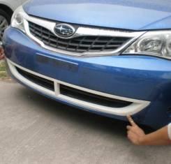 Решетка бамперная. Subaru Impreza, GH3, GH, GH2, GH8, GH7, GH6