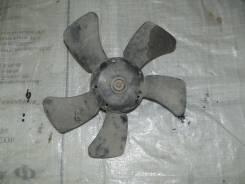 Вентилятор охлаждения радиатора. Nissan Almera, N16 Двигатель QG15DE