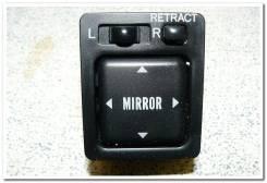 Кнопка управления зеркалами. Toyota Ipsum, SXM10 Двигатель 3SFE