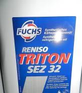 Масло холодильное Fuchs Reniso Triton SEZ 32, 5 литров
