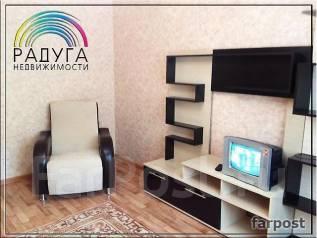 2-комнатная, улица Карбышева 40. БАМ, агентство, 46 кв.м. Комната