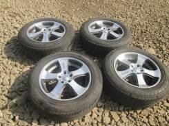 Колеса nismo R18 на кроссовер. 7.5x18 5x114.30 ET35