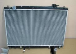 Радиатор охлаждения двигателя. Toyota Highlander, MCU20, ACU20, MCU23, MCU21, MCU28, MCU25, MCU26, ACU25L, MCU25L, MCU23L, MCU28L, ACU20L, MCU20L, ACU...