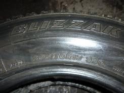 Bridgestone. Всесезонные, 2009 год, износ: 5%, 1 шт
