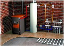 Теплый пол, сист. отопление, электромонтаж, водоснабжение