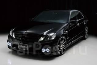 Обвес кузова аэродинамический. Mercedes-Benz E-Class, W212