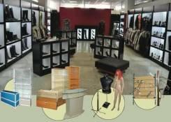 Все для торговли: мебель под заказ, фурнитура, трубы и прочее