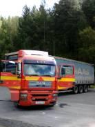 MAN. Продаётся грузовик МАН ТГА, 12 000 куб. см., 20 000 кг.