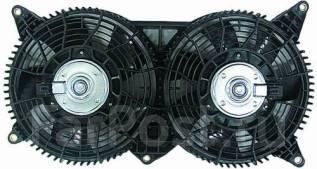 Вентилятор охлаждения радиатора. Cadillac STS Cadillac SRX Двигатели: LH2, LY7