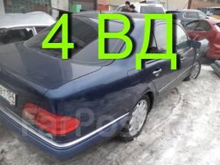 Mercedes-Benz E-Class. 210, 2 8