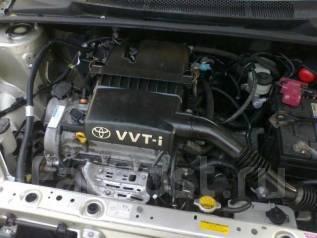 Двигатель в сборе. Toyota Yaris, SCP90, NCP91 Двигатель 2SZFE