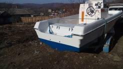 Tohatsu. длина 6,00м., двигатель подвесной, бензин