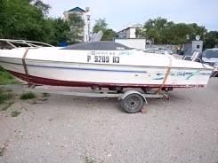 Yamaha SRV-20. Год: 2004 год, длина 6,00м., двигатель подвесной, 60,00л.с., бензин