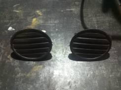 Заглушка противотуманок бампера Nissan