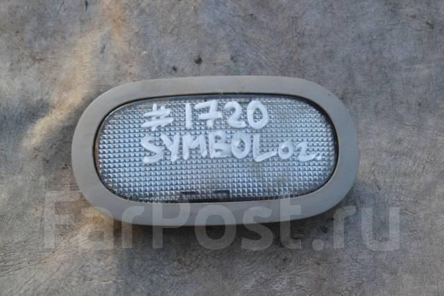 плафон подсветки номера renault symbol 2008