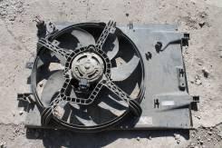 Вентилятор охлаждения радиатора. Fiat Punto Opel Corsa, D