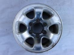 Mazda. 7.0x15, 6x139.70, ET10, ЦО 98,0мм.
