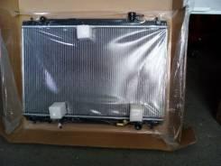 Радиатор охлаждения двигателя. Toyota Kluger V, ACU25W, ACU25, ACU20 Toyota Kluger Двигатель 2AZFE