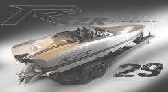Скоростной катер Luxury-класса Adrenaline VR 32 Powerboat. Год: 2015 год, длина 14,00м., двигатель стационарный, 3 200,00л.с., бензин. Под заказ