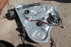 Начинка задней левой двери Hyundai Elantra HD 4 IV 2006-2011