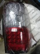 Защита стоп-сигналов. Toyota Hilux Surf, KDN185W, RZN185W, VZN185W, KZN185W, KZN185G, VZN180W, RZN180W
