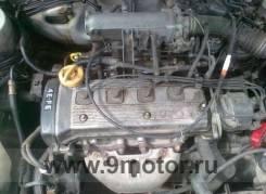 Двигатель в сборе. Toyota Corolla Двигатели: 4EFE, 4E, FE
