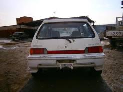 Дверь багажника. Honda City, GA1 Двигатель D12A