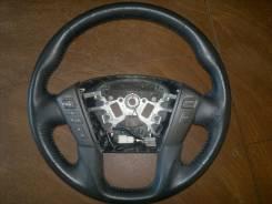 Руль. Nissan Patrol, Y62 Двигатель VK56VD