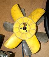 Вентилятор охлаждения радиатора. Лада: 2106, 2107, 2101, 2105, 2102, 2103, 2104