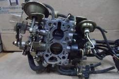 Карбюратор. Mitsubishi Pajero Mini, H53A Двигатель 4A30