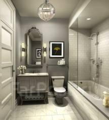 Комплексный ремонт и отделка ванных помещений