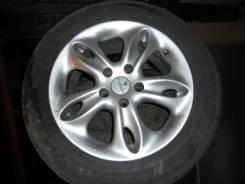 Колеса - ( Dunlop-SP Sport), литье(Valbrem-982)- Ауди А6 ( AUDI A6-C5). 7.0x16 5x112.00 ET-32 ЦО 75,0мм. Под заказ