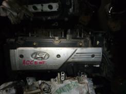 Двигатель. Hyundai Accent. Под заказ