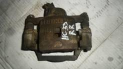 Суппорт тормозной. Nissan Laurel, HC33 Двигатель RB20E