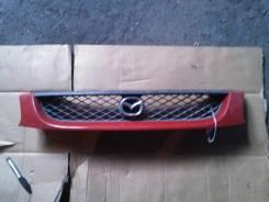 Решетка радиатора. Mazda Capella, GDEA Двигатель FE