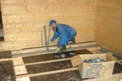 Плотник с большим опытом и знанием дела! Все виды плотницких работ,