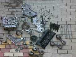 Крышка двигателя. Hyundai Porter Hyundai Grand Starex