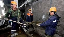 Бригада корейцев выполнит все виды строительных работ