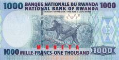 Франк Руанды.