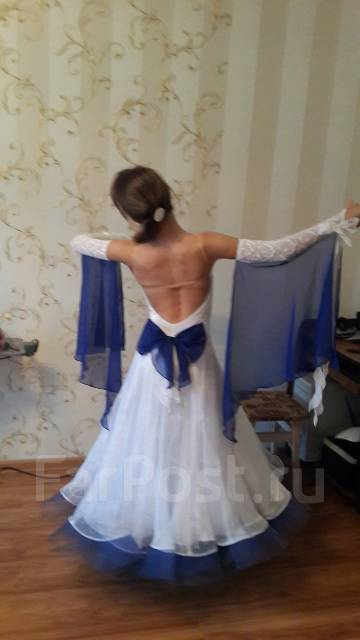 Бально-спортивные платья стандарт фото