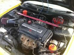 Коллектор выпускной. Honda Integra Двигатель B18C