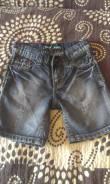 Шорты джинсовые. Рост: 98-104 см
