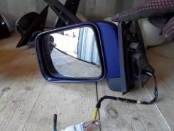 Зеркало заднего вида боковое. Nissan Mistral, R20