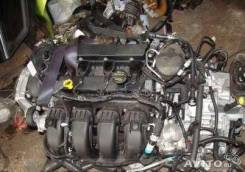 Двигатель в сборе. Ford Focus