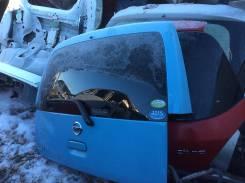 Дверь багажника. Nissan Otti, H92W Двигатель 3G83