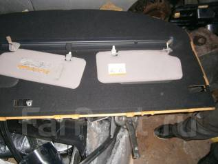 Кронштейн козырька солнцезащитного. Toyota Mark II, JZX110 Двигатель 1JZFSE