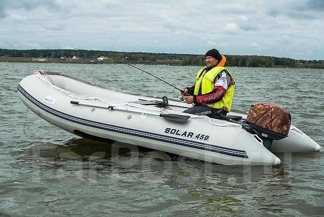 Лодки НДНД Solar - от официального дилера!