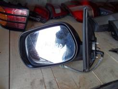 Зеркало заднего вида боковое. Toyota Raum, NCZ20
