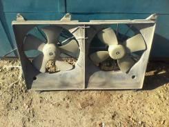 Вентилятор охлаждения радиатора. Toyota Kluger V