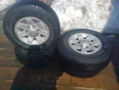 Продам 4 колесa Toyota Hiace. x15 6x139.70